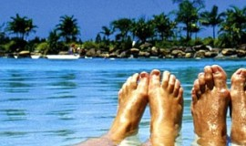 Capalaba Complete Self Storage - Feet in the beach